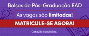 blog banner desconto em pós-graduação
